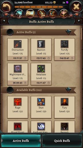 Code Triche Fallen Sword APK MOD screenshots 5