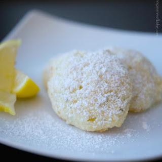 Lemon Puffs Cookies Recipes.