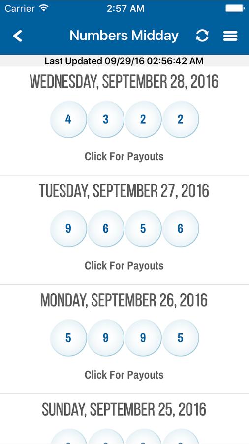Ma keno lottery winning numbers