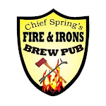 Logo for Chief Spring's Fire And Irons Brewpub
