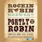 Rockin Robin Portly Robin