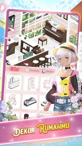 Love Nikki - Dress Up Fantasy Tunjukkan Gayamu 3.0.3 screenshots 6