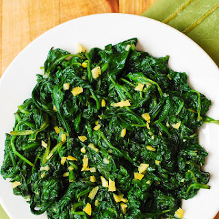 How to Cook Fresh Spinach Recipe