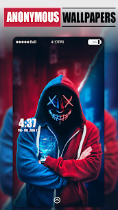 😈Anonymous Wallpapers HD😈 Hackers Wallpapers 4K Apk Download For Android 5