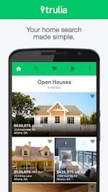 Trulia Real Estate & Rentals Screenshot 1