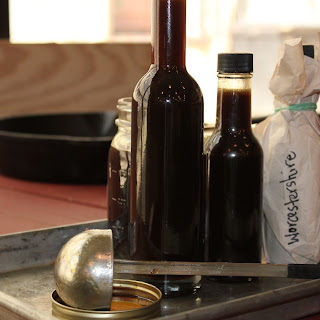 Emeril's Worcestershire Sauce.