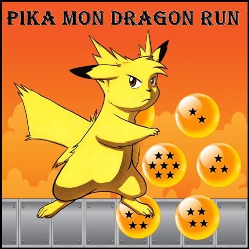 Subway Pika Mon Dragon Run