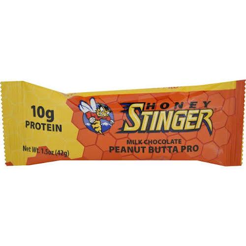 Honey Stinger Protein Bar Peanut Butta Box of 15