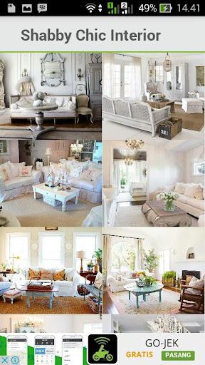 Shabby Chic Design Screenshot