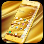 Golden Theme for Galaxy S8 APK