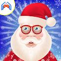 Christmas Santa, Snowman Dressup And Decoration icon