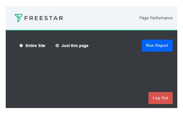 Freestar Page Performance