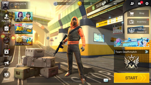 Critical Ops: Reloaded 1.1.3.f169-0713696 screenshots 24