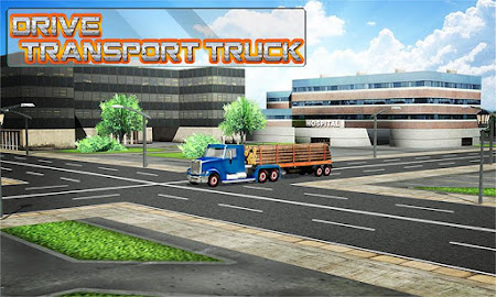 Modern Truck Driving 3D 1.1 screenshot 40688