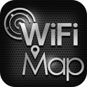 WiFiMap (Free WiFi) icon