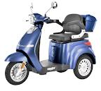 Električni skuter HECHT Citis Max