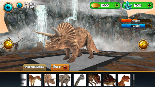 Dino World Online - Hunters 3D  screenshots 22