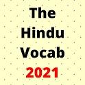 The Hindu Vocab App icon