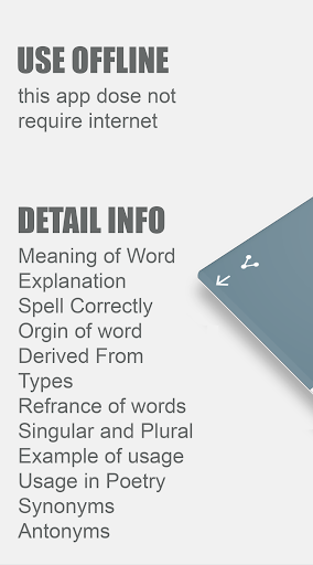 Urdu Lughat Offline -Urdu to Urdu Dictionary 1.5 screenshots 1