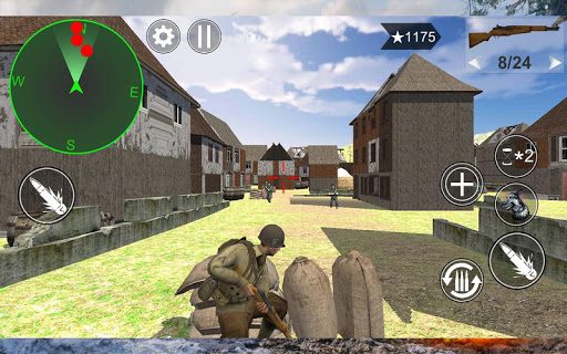 Medal Of War : WW2 Tps Action Game apkpoly screenshots 16