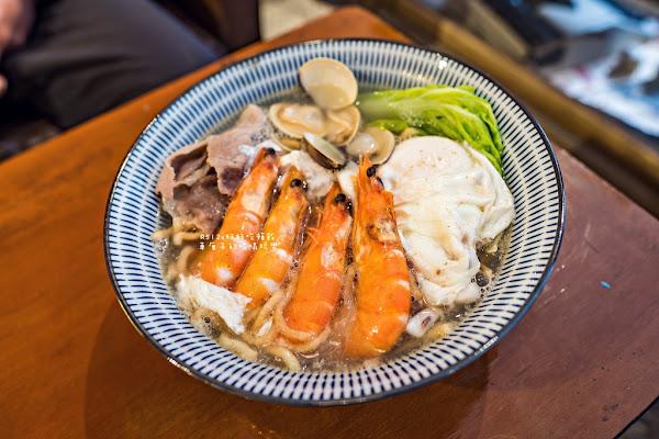 R512x好好吃頓飯-內惟老宅的好吃真材實料鍋燒麵