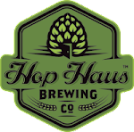 Logo for Hop Haus Brewing Company
