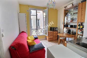 Appartement 2 pièces 20,37 m2