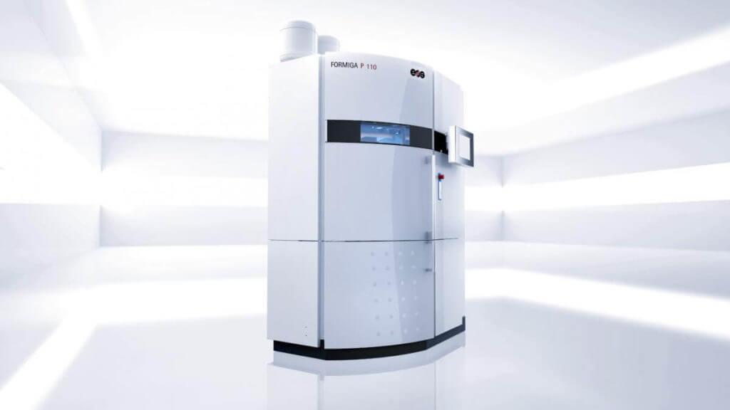 Лучший промышленный 3D-принтер: Formiga P 110