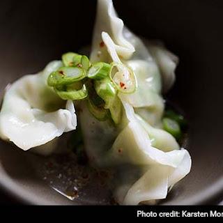 Shrimp and Scallop Dumplings Recipe