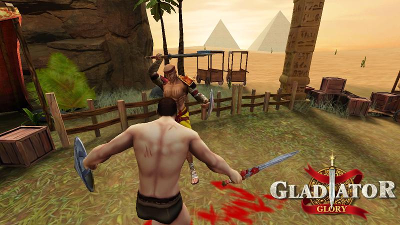 Gladiator Glory Egypt Screenshot 9