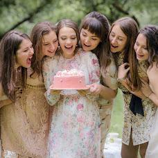 Wedding photographer Galina Mescheryakova (GALLA). Photo of 13.06.2018