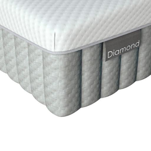 Dunlopillo Diamond Bed