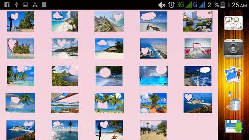 沙滩自拍|玩攝影App免費|玩APPs
