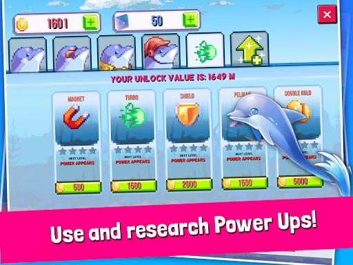 Rainbirth Dolphin Show Infinite Runner Water Race  screenshots 14