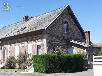 maison à Aubigny-aux-Kaisnes (02)