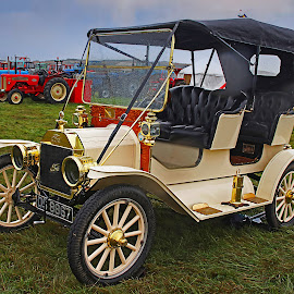 Older than old by Wilson Beckett - Transportation Automobiles (  )