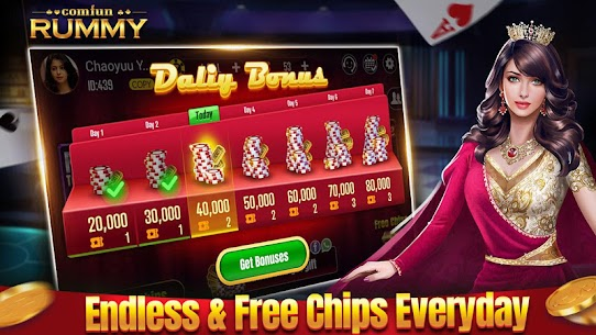 Indian Online Rummy Comfun-13 Card Rummy Game Online App Download For Android 2
