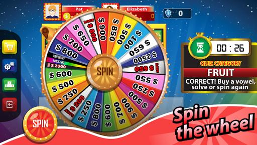 欢乐智慧大轮盘Amazing Wheel-Word Game|玩拼字App免費|玩APPs