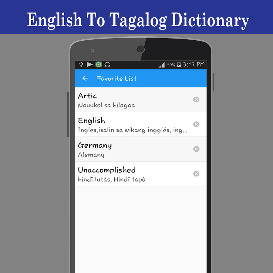 english to tagalog dictionary android apps on google play. Black Bedroom Furniture Sets. Home Design Ideas