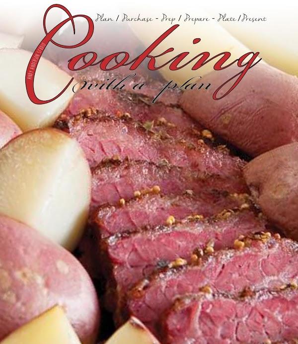 Corned Beef & Cabbage Recipe