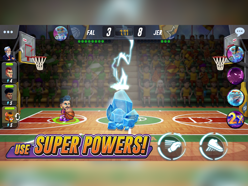 Basketball Arena apktreat screenshots 2