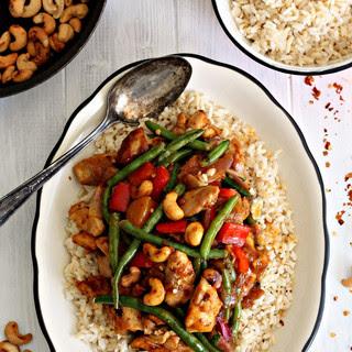 Spicy Mango Chutney Chicken Stir-Fry