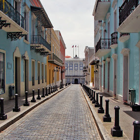 La Fortaleza, Governor's Mansion, Old San Juan, Puerto Rico by Ada Irizarry-Montalvo - Buildings & Architecture Public & Historical