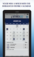 Screenshot of Spurs Go