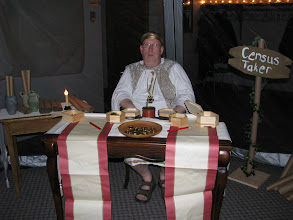Photo: Fri, Dec 5/08 - tax collector, Doug Thomson
