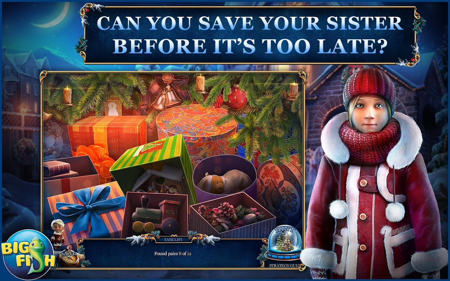 Christmas Stories: The Magi- screenshot