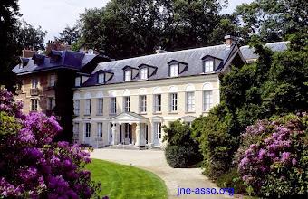 Photo: La maison de Chateaubriand dans la Vallée aux Loups - Guide de balade à vélo de Sceaux à Meudon par veloiledefrance.com