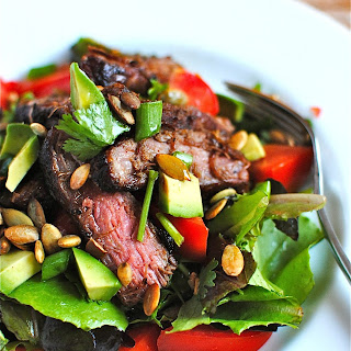 Mexican Steak Salad Recipe