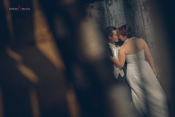 Fotógrafo de bodas Rodrigo Aguilera (rodrigoaguilera). Foto del 09.10.2015