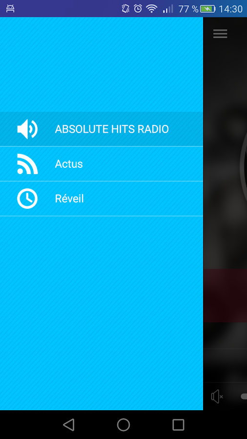 Absolute Hits Radio- screenshot